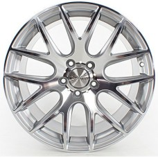 3SDM 0.01 20x8.5 20x10.0 5x120 SILVER POLISHED