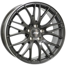 ATS PERFEKTION 19x8.5 5x120 ET35 MATT BLACK POLISHED