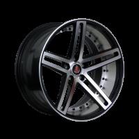 AXE EX20  19x9.5 ET42 Black Polished