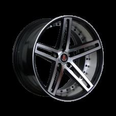 AXE EX20  19x8.5 ET40 Black Polished
