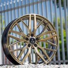 AXE EX30 20x10.0 ET42 BRUSHED BRONZE