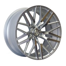 AXE EX30 20x10.0 ET25/ET42 SILVER POLISHED