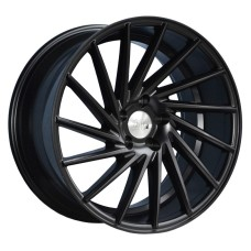 1AV ZX1  18x8.0 ET42 SATIN BLACK