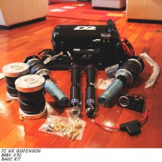 D2 AIRSUSPENSION BMW E30 BASIC KIT