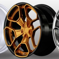 """D2 FORGED WHEELS OS22 18"""" 19"""" 20"""" 21"""" 22"""""""