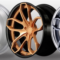 """D2 FORGED WHEELS OS23 18"""" 19"""" 20"""" 21"""" 22"""""""