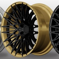 """D2 FORGED WHEELS OS36 18"""" 19"""" 20"""" 21"""" 22"""""""