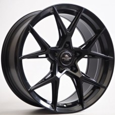 FORZZA OREGON 18x9.0 5x120 ET38 BLACK