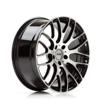 PLATIN P70 19x8.5 5x108 ET45 BLACK POLISHED
