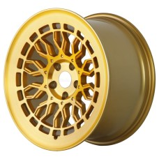 RADI8 R8-A10 19x8.5 ET45 5x112 66.6 Brushed Gold