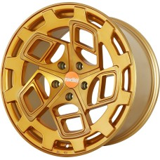 RADI8 R8-CM9 19x8.5 ET45 5x112 BRUSHED GOLD