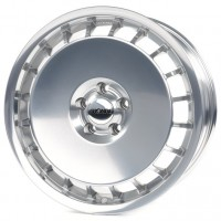 RONAL AREO R50 16x7.5 4x100 et38 POLISHED