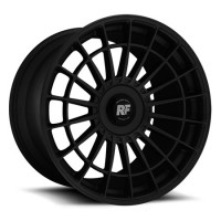 ROTIFORM LAS-R 17x8.0 5x100 ET40 BLACK