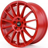 TEC AS2 17x7.0 4x98 ET35 58.1 RED