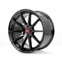 TEC GT7 21x10.5 5x112 GLOSSY BLACK
