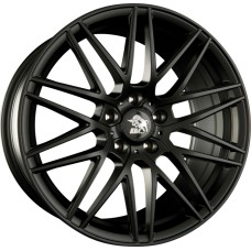 ULTRA WHEELS UA1  18x8.5 5x120 ET35 BLACK SATIN