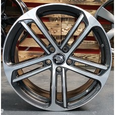 ULTRA WHEELS UA10 19x8.5 5x112 ET48 GUNMETAL POLISHED