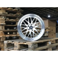 ULTRA WHEELS LM UA3 19x8.5 5x108 ET40 SILVER POLISHED