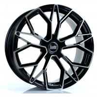 BOLA FLF 19x8.5 GLOSS BLACK POLISHED