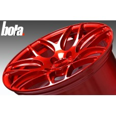 BOLA B8R 18x8.5 Candy Red