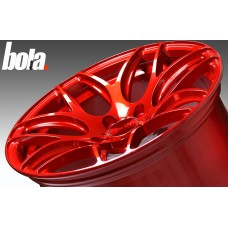 BOLA B8R 18x9.5 Candy Red