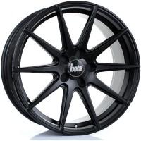 BOLA CSR 19x8.25 MATT BLACK