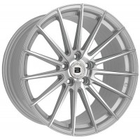 BUTZI RIDER 19x8.5 5x112 ET45 SILVER POLISHED
