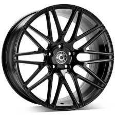 WRATH WF3 19x8.5 19x9.5 5x120 72.6 Black Polished