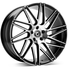WRATH WF4 20x8.5 20x10.0 5x120 72.6 Black Polished